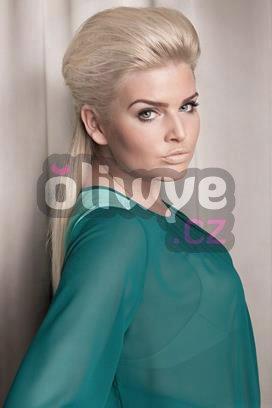 Vlasy clip in on remy #60 platinová blond 50cm 100g
