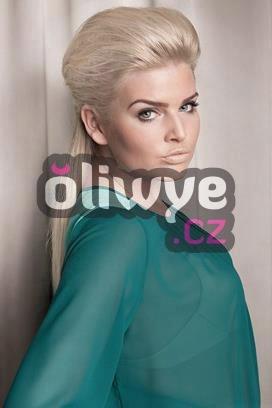 Vlasy micro ring easy rings 50cm #60 platinová blond 100 pramenů remy